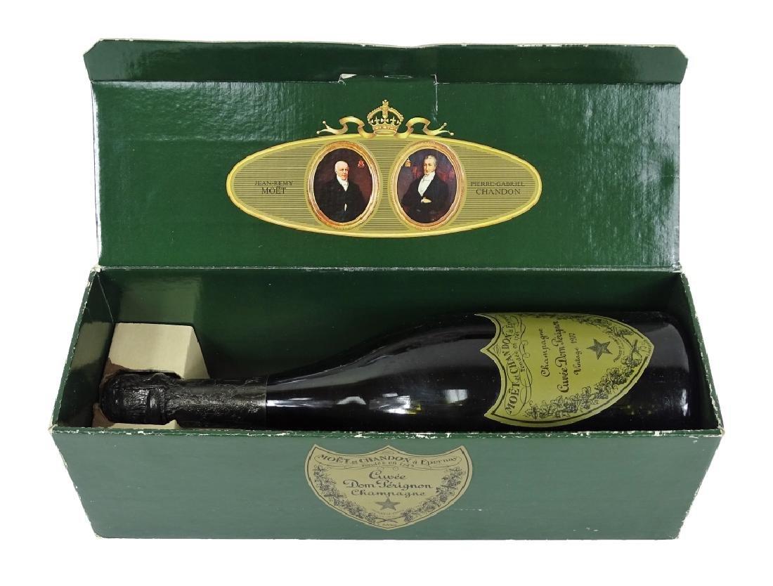 Rare 1970s Dom Perignon Champagne France
