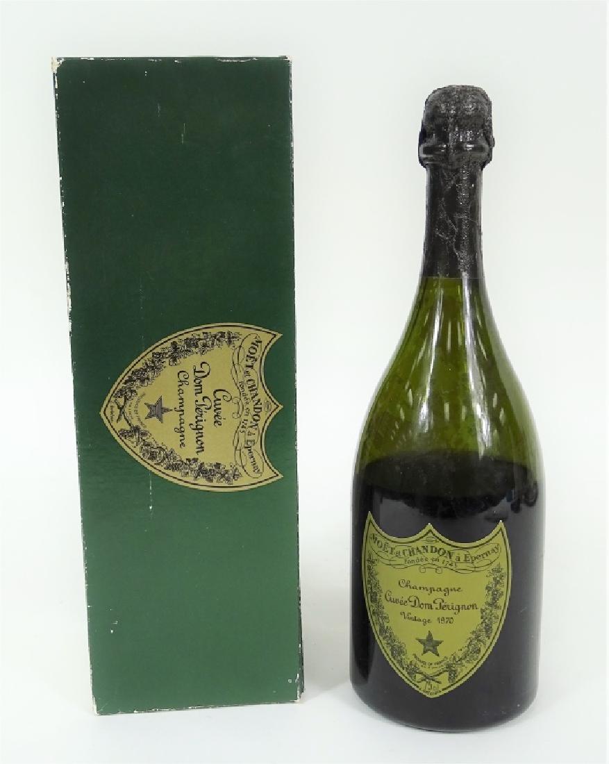 Rare 1970s Dom Perignon Champagne France - 3