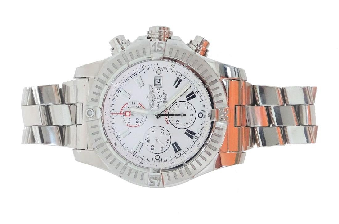 Breitling Super Avenger Chronograph Watch