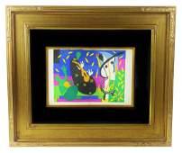 "Henri Matisse ""La Tristesse du Roi"" Lithograph"