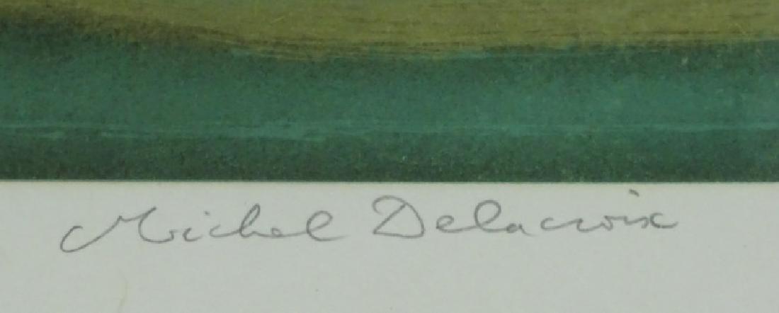 Michel Delacroix (FRENCH, 1933) - 3