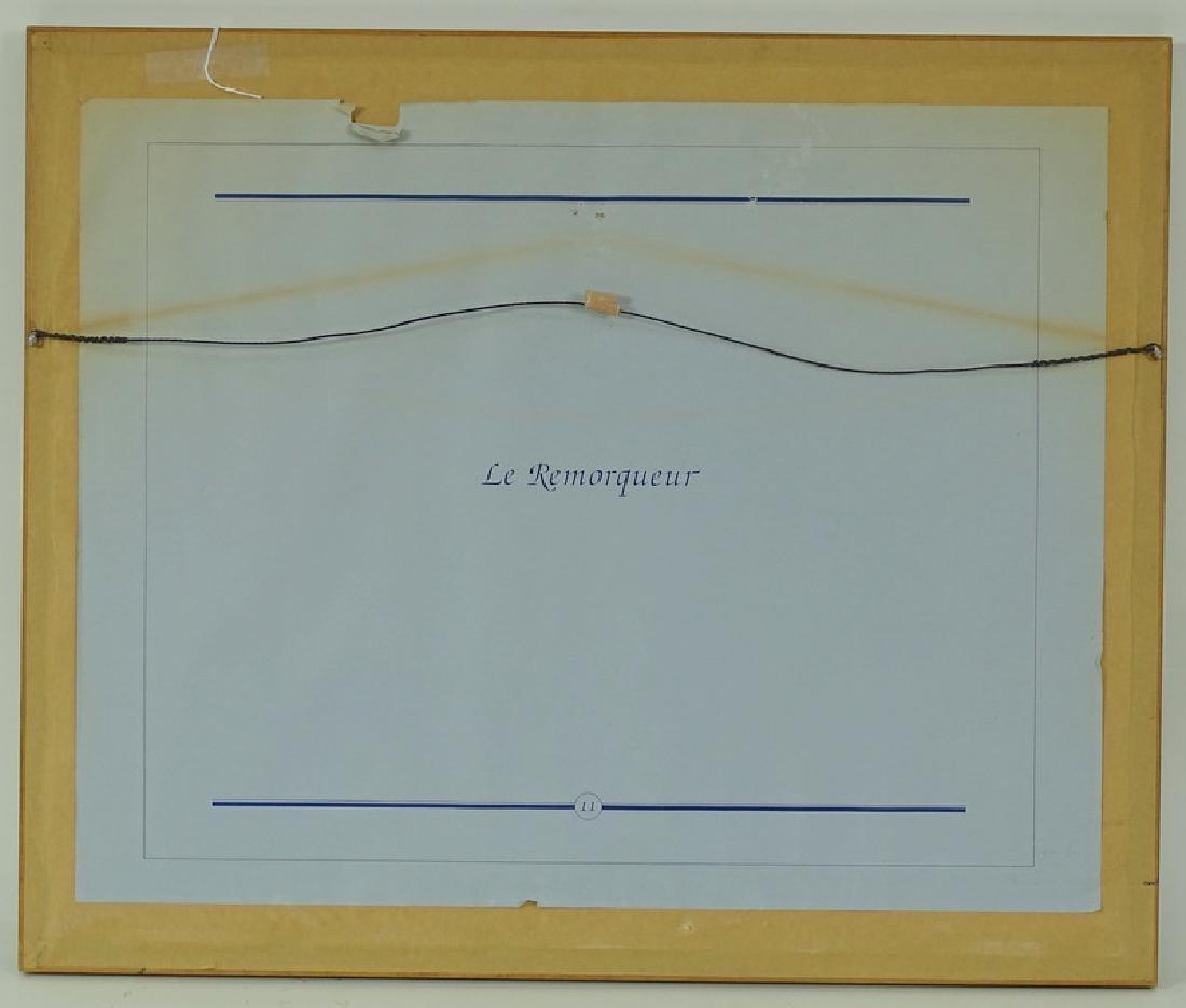 Michel Delacroix (FRENCH, 1933) - 5