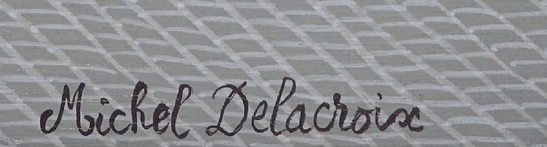 """Michel Delacroix (FRENCH, 1933) """"Les Gendarmes"""" - 9"""