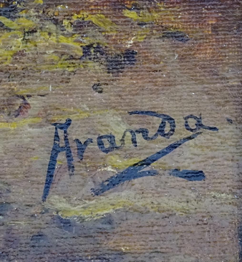 Manuel Jimenez Prieto (1848-1904) Oil Painting - 4