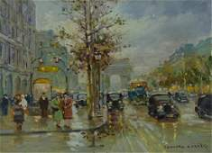 Attributed Edouard Leon Cortes FRENCH 1882196