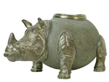 Faberge, Workmaster Julius Rappoport Rhinoceros