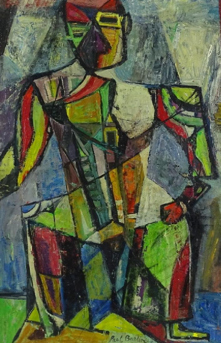 Paul Burlin (AMERICAN, 1886–1969)