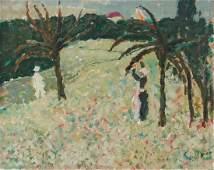 "Albert André (FRENCH, 1869–1954) ""landscape"""