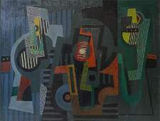 Alexander Corazzo (AMERICAN/FRENCH, 1908–1971)