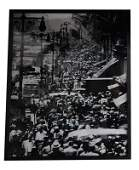 Vik Muniz Fifth Ave, After Andreas Feininger