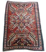 A Double Eagle Kazak Rug