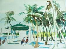 Dong Kingman 19112000 Watercolor