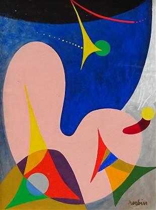 Auguste Herbin (France 1882-1960)