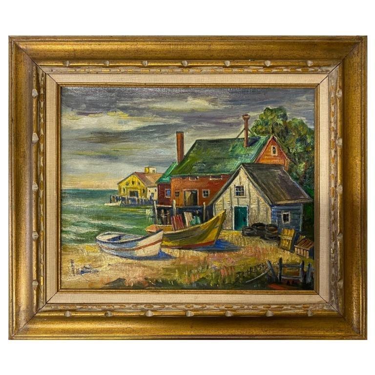 """Dox Thrash (B.1893-196) """"Lake House"""""""