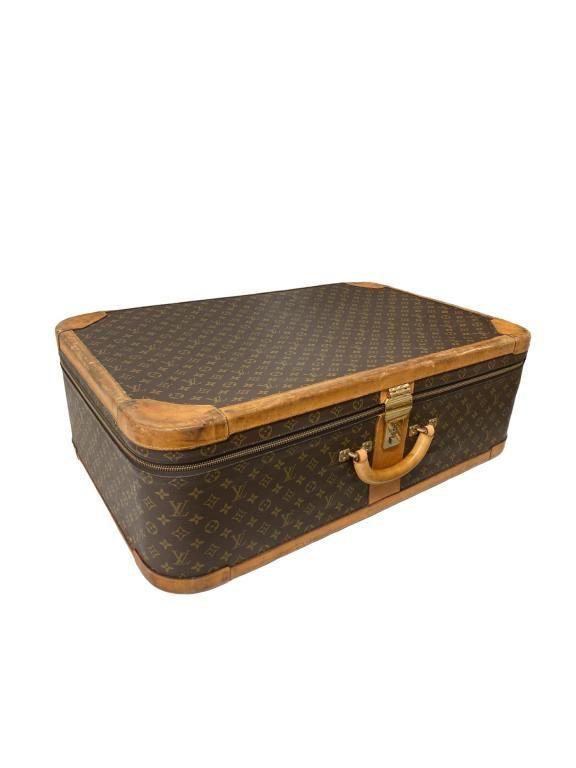 Classic Vintage Louis Vuitton Large Soft Case Trunk
