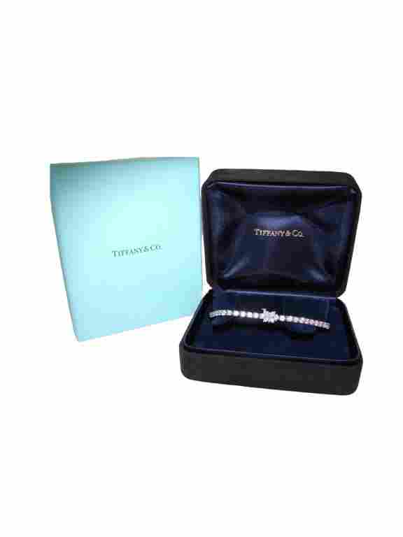 Tiffany & Co Victoria 5.55ct Retail $28,000