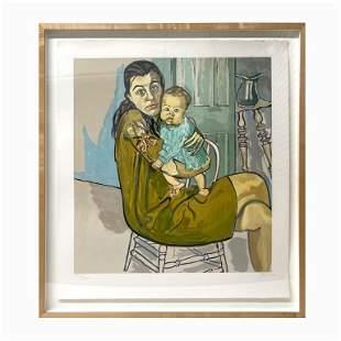 "Alice Neel (AMERICAN, 1900–1984) ""Mother"""