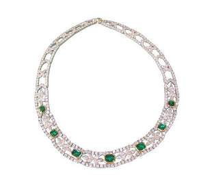 Presenting The Tiffany & Co Tsarina Necklace ~ An