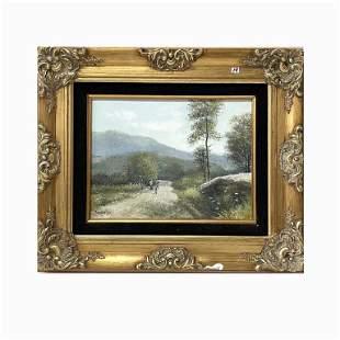 """Somsak '79 """"Landscape"""""""
