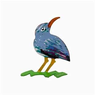 David Gerstein Figurative Bird Sculpture