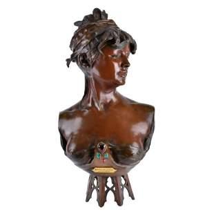 Renzo Colombo (1856 - 1885) Bronze
