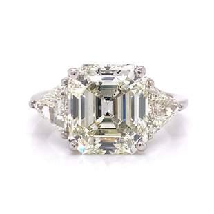 5.84 Ct. Diamond Engagement Ring