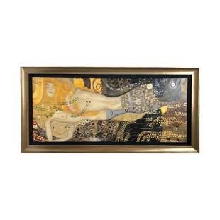After Gustav Klimt (Austrian, 1862-1918)