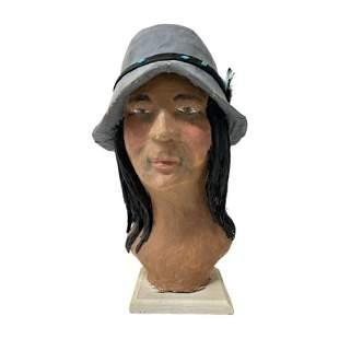Papier-mache Sculpture