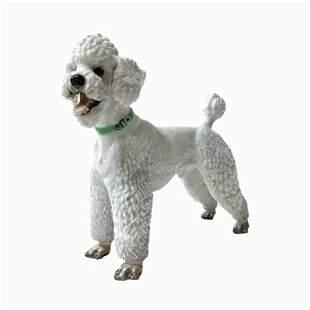 Rosenthal Porcelain Poodle