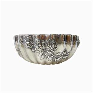 1889 Dunblane Cup Sterling Silver Bowl