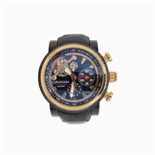 Graham Watch (retail $84,500)
