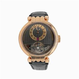 Harry Winston Watch (retail $125,000)