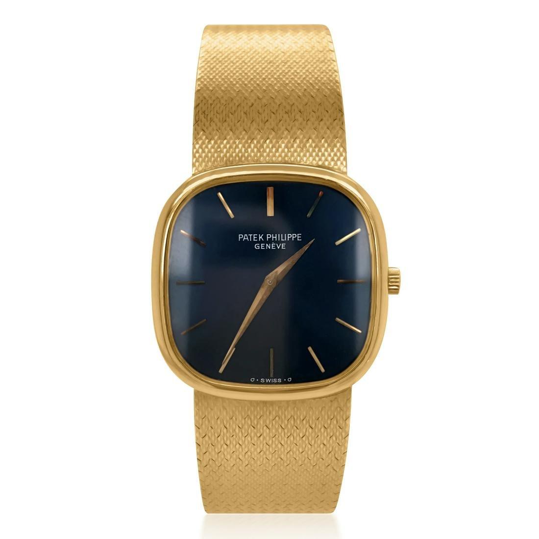 Patek Phillip, 18K Gold Watch