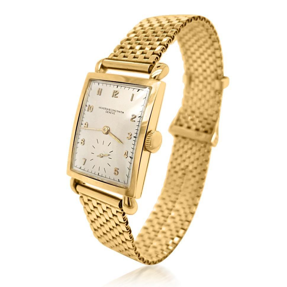 Vacheron & Constantin, 18K Gold Wristwatch