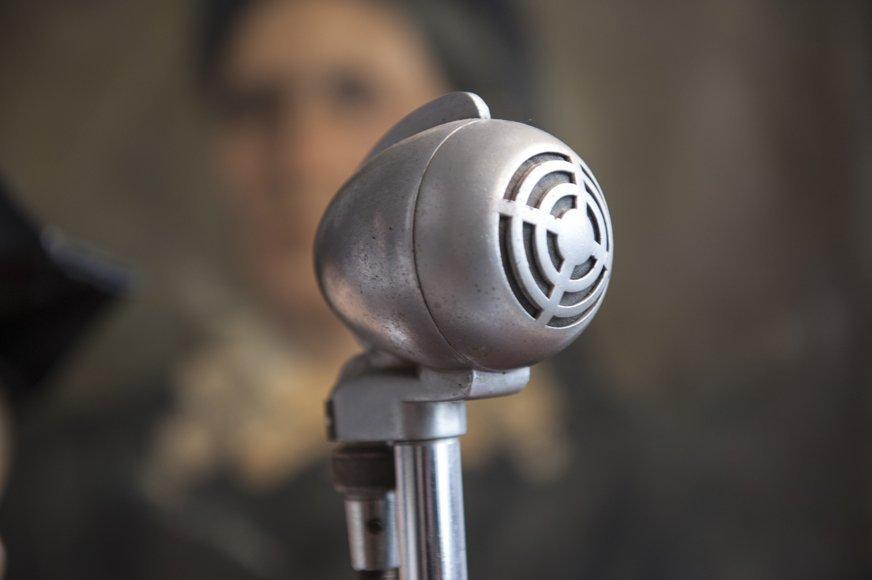 Vintage microphone Ca 1950's - 5