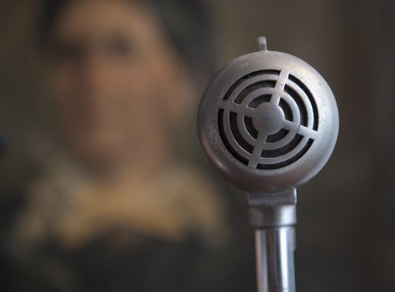 Vintage microphone Ca 1950's - 6