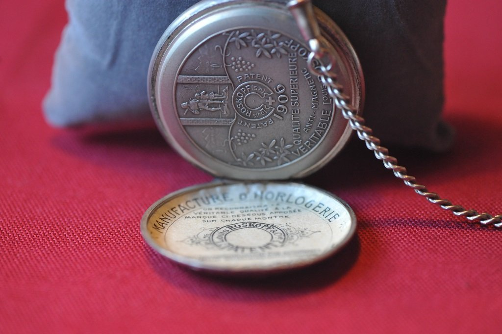 Pocketwatch - 3