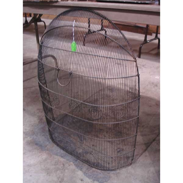 2: Wire Fireplace Screen