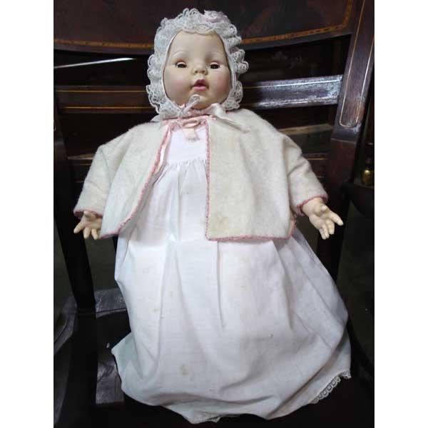 9: Madame Alexander Doll