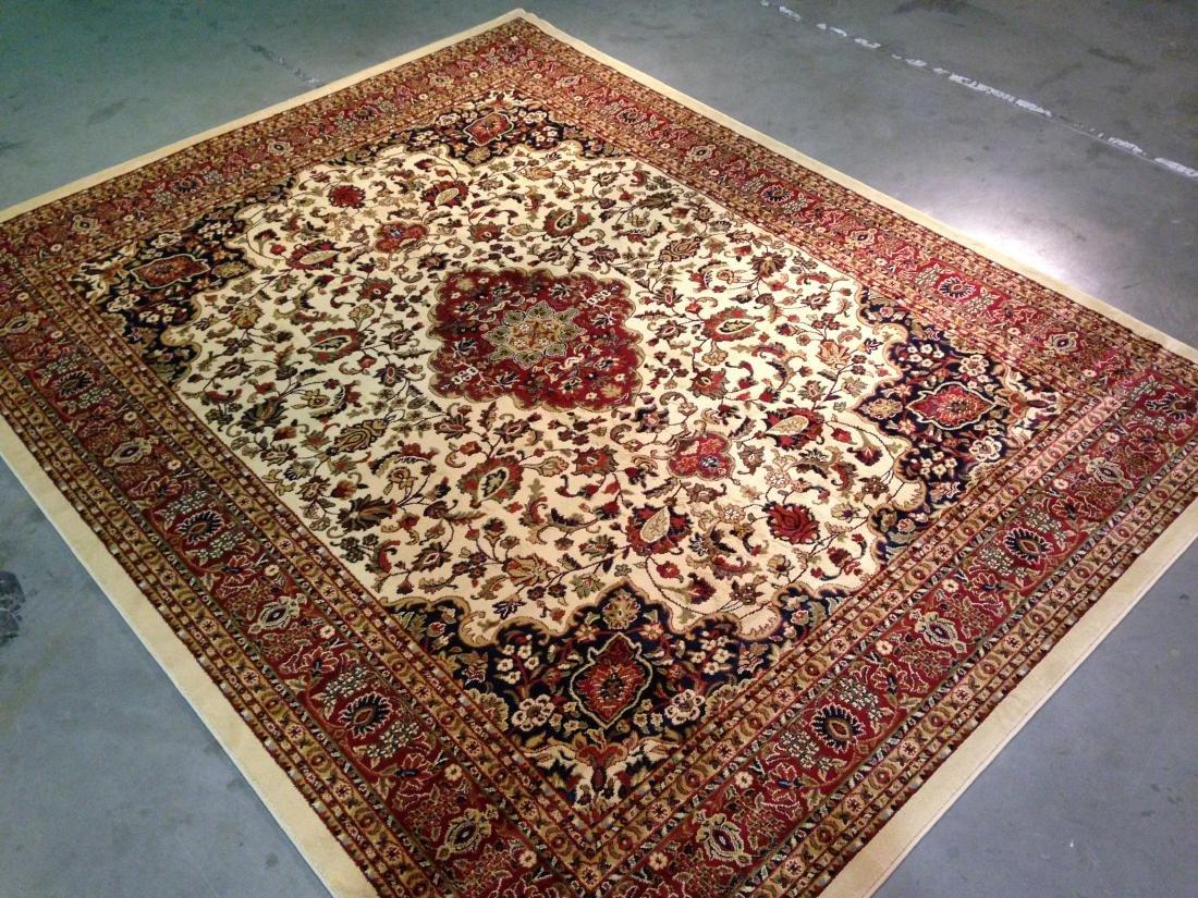 "MEDALLION CLASSIC PERSIAN ""KASHAN"" DESIG AREA RUG 8x10"