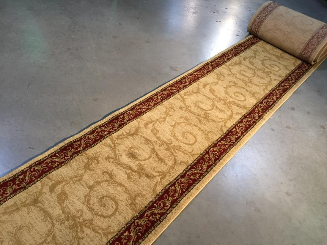 36 ft Long stair/hallway wide roll runner - 5