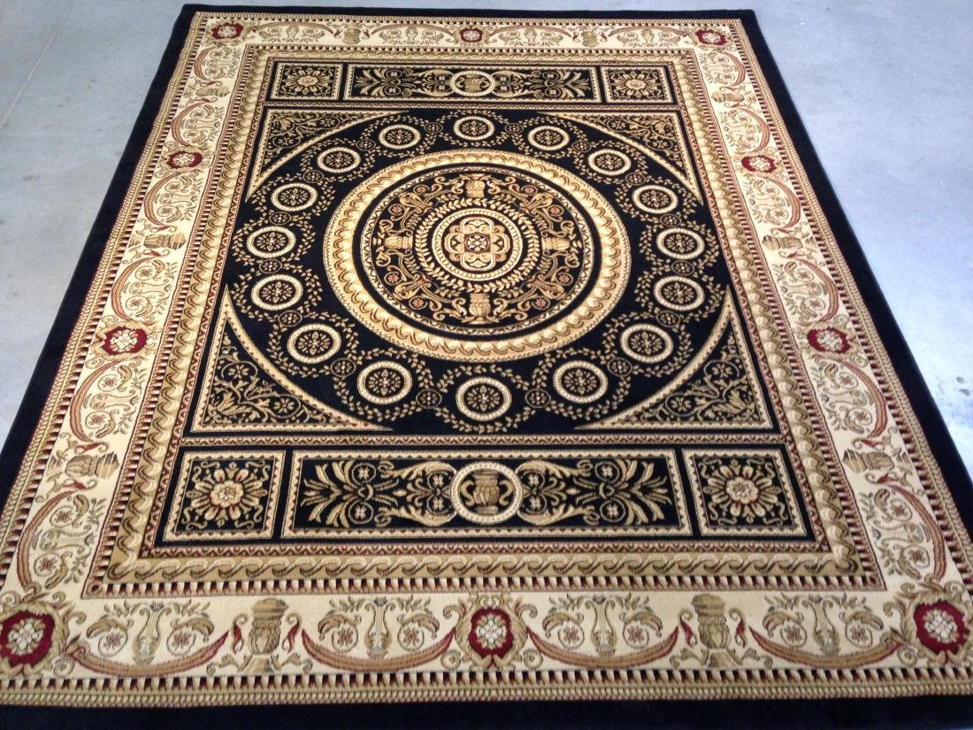FRENCH PALACE  DESIGN AREA RUG 8x10