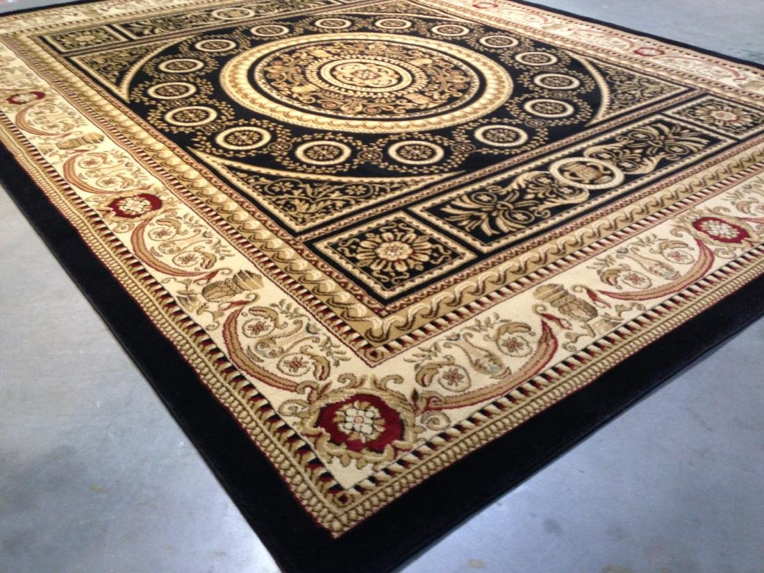 FRENCH PALACE  DESIGN AREA RUG 8x10 - 2