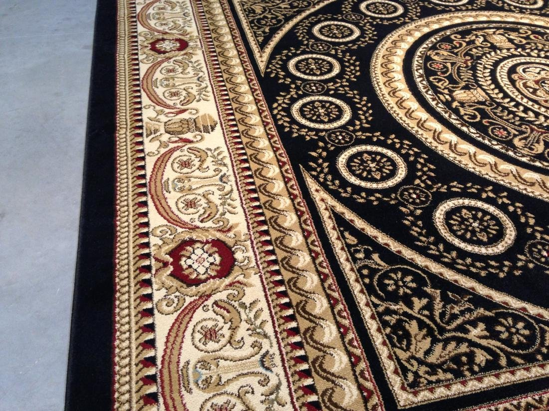 FRENCH PALACE  DESIGN AREA RUG 8x10 - 3