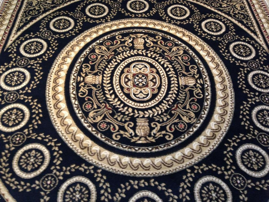 FRENCH PALACE  DESIGN AREA RUG 8x10 - 4