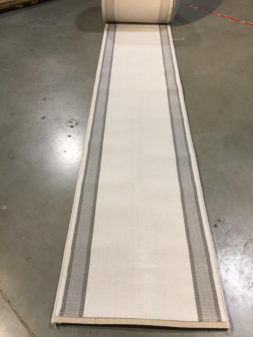 30 ft Long stair/hallway Belgium roll runner - 2