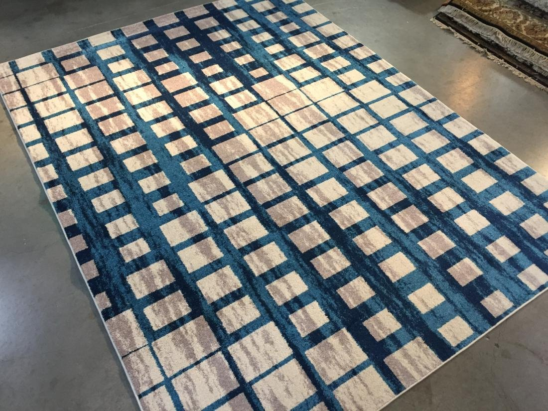 CONTEMPORARY DESIGN AREA RUG 6x8 - 2