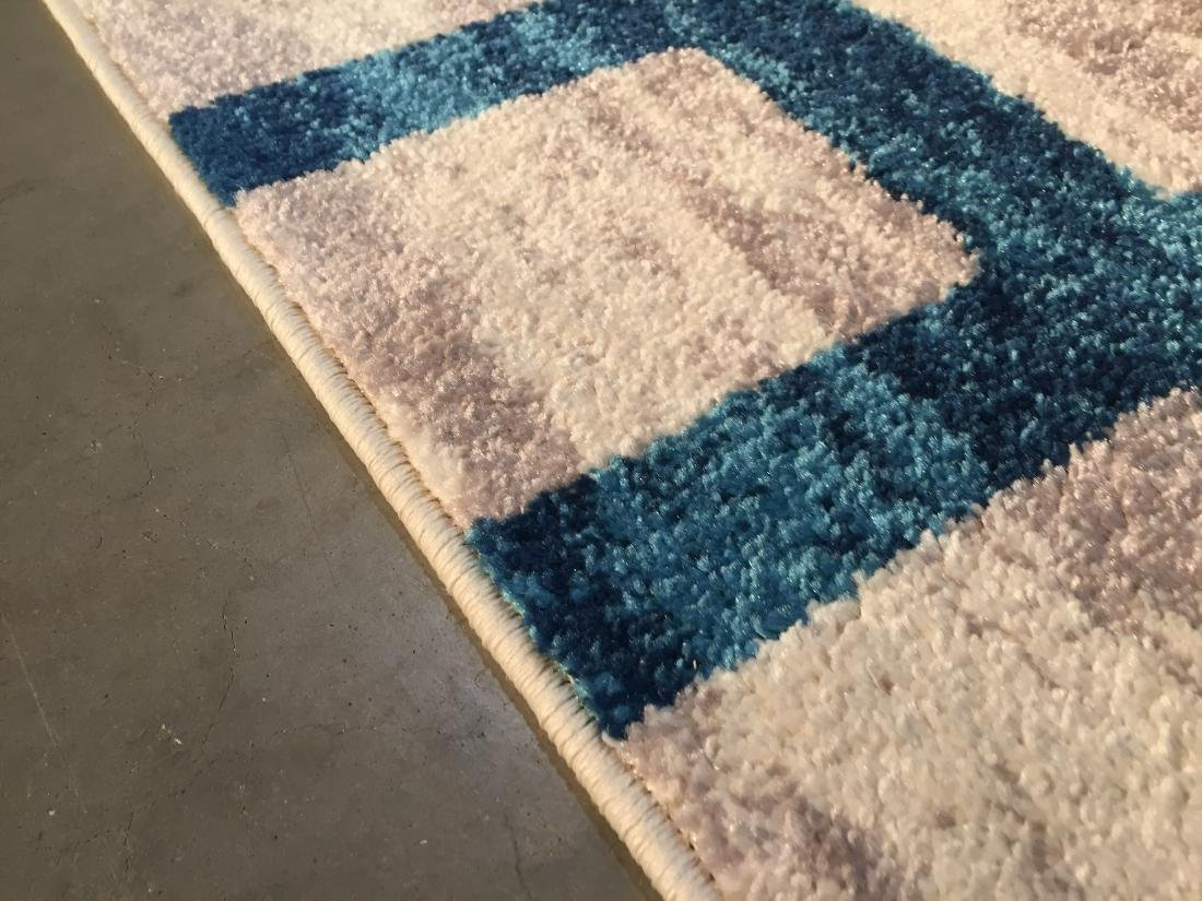 CONTEMPORARY DESIGN AREA RUG 6x8 - 5