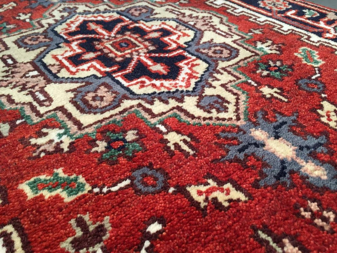 """MAGNIFICENT HAND-KNOTTED """"SERAPI""""  WOOL RUNNER 2.6X20' - 6"""