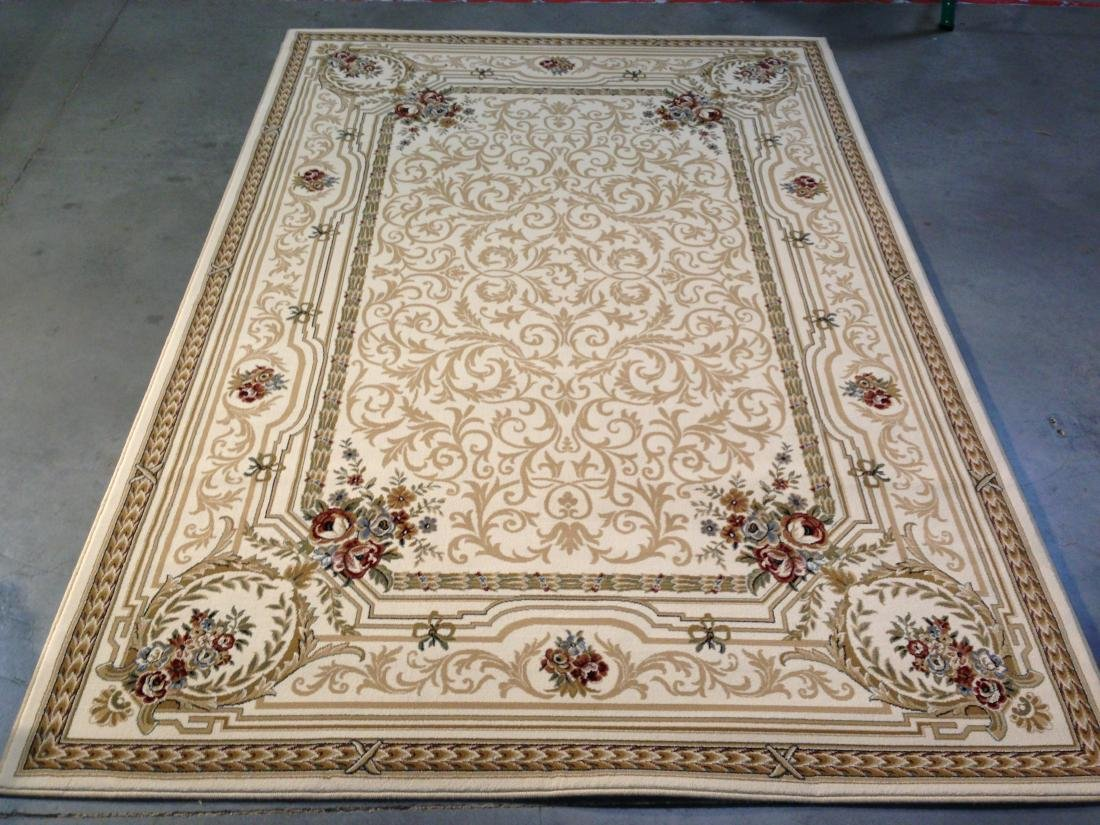 EURO FRENCH DESIGN AREA RUG 6x8